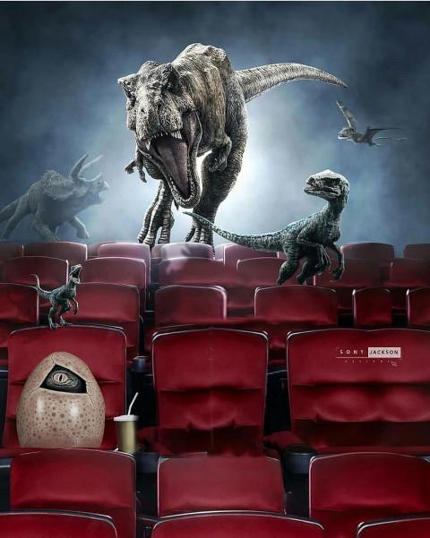 Cinema Hall SonyJackson Edit