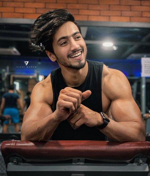 Mr. Faisu Biceps Faisal Shai