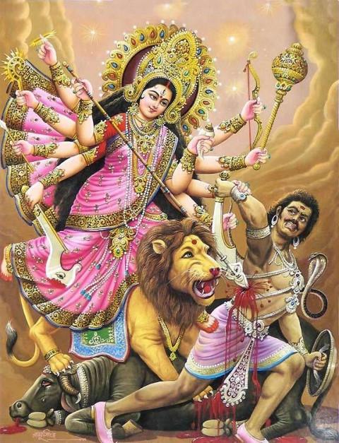 happy Dussehra Navratri - Ed