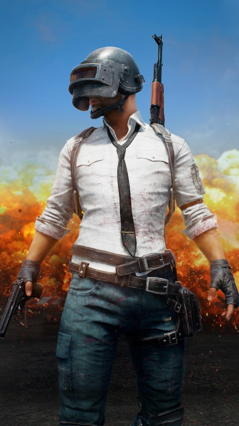 PUBG Boy Winner Game Wallpaper Full HD 4k (1)