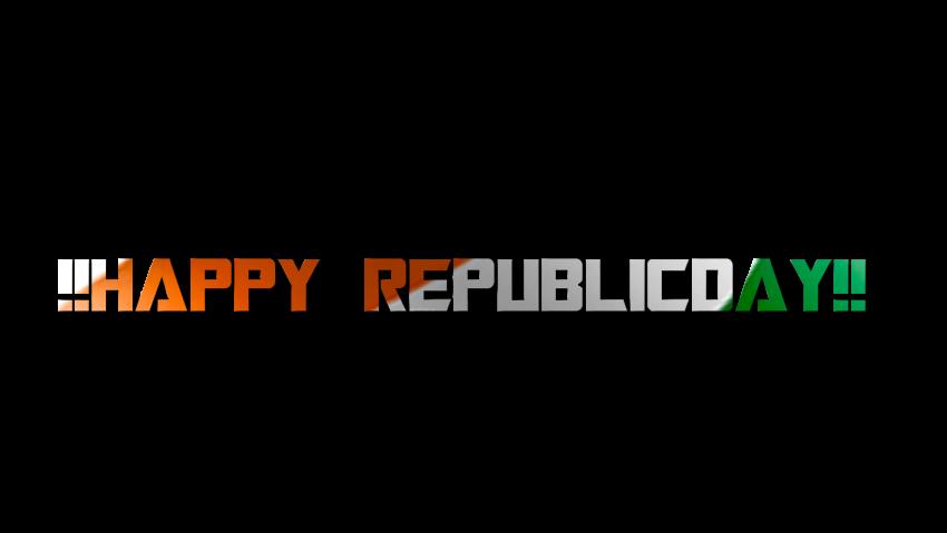 26 January Happy Republic Da