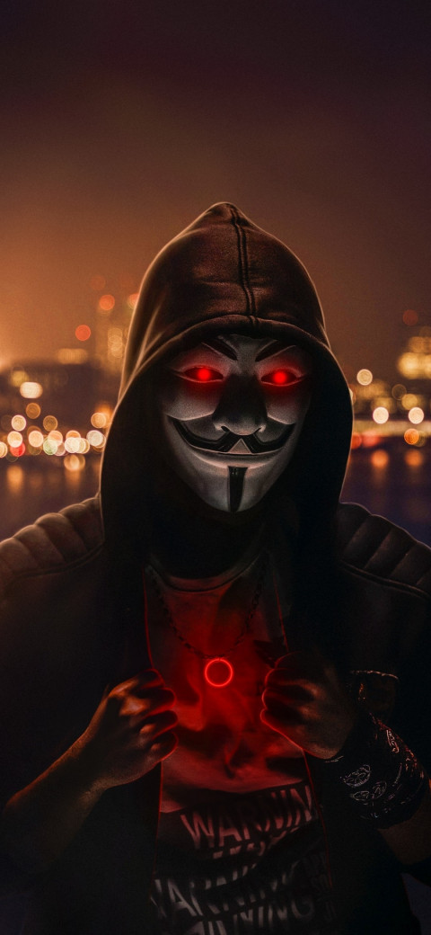 ⚡anonymous Mask Man Wallpaper Hd 1080p 12 Jpg Image