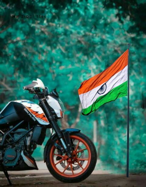 Bike 26 January Republic Day