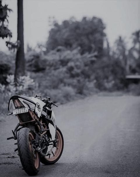 Bike CB Editing PicsArt Back