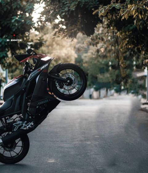 Bike Vijay Mahar Editing Bac