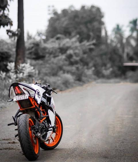 Bike Editing Background
