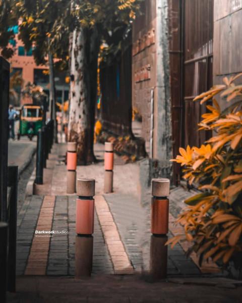 Dar Road PicsArt Editing Bac