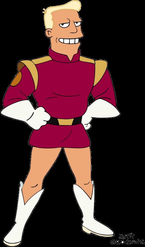 Futurama Fry PNG Images HD