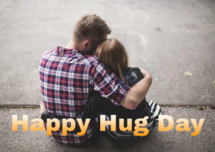 Happy Hug Day   Romantic Lov
