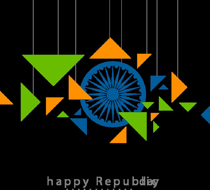 Happy Republic Day 26 januar