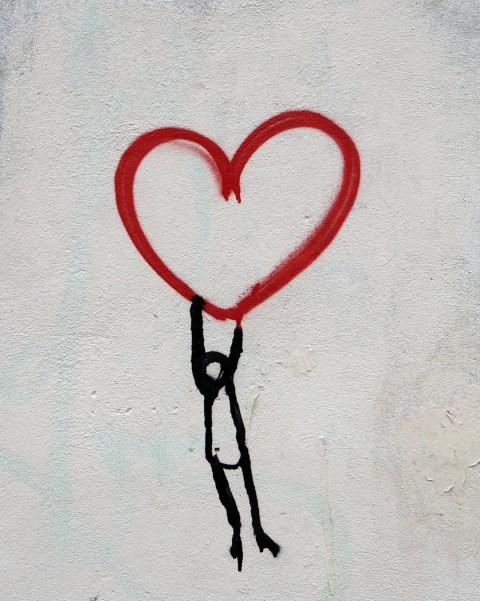 Heart PicsArt Editing Backgr