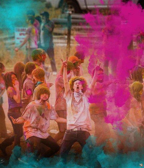 Happy Holi Picsart Editing B