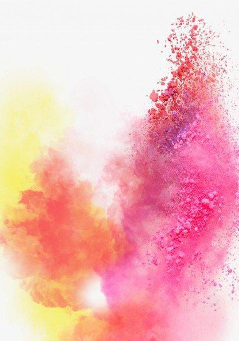 Holi Rang Color Splash PNG E