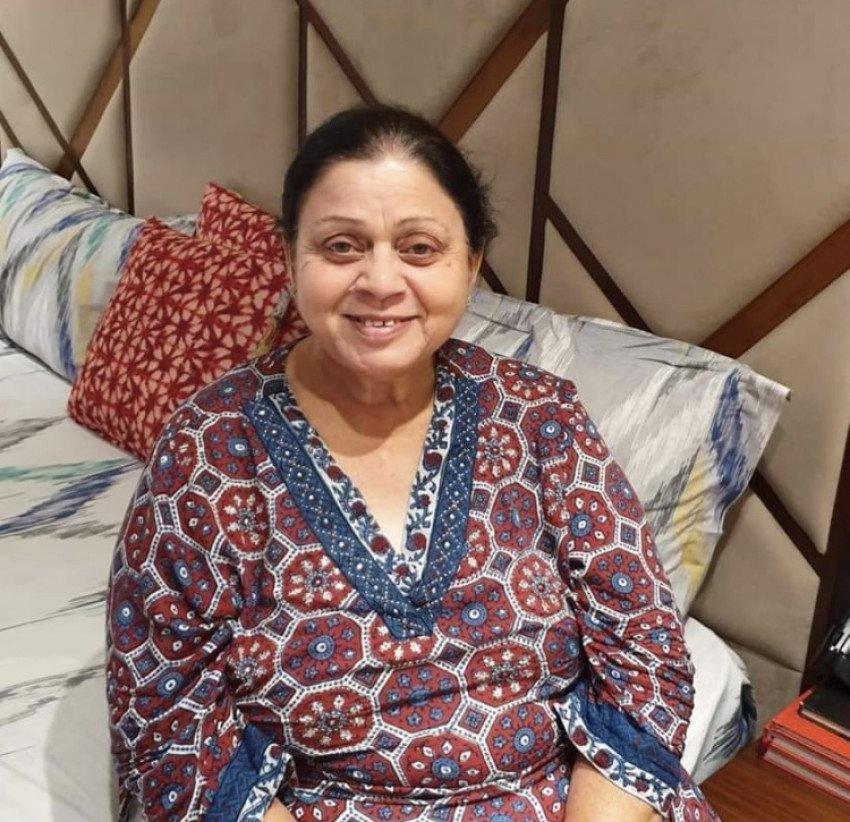 Virat Kohli's Mother Saroj K