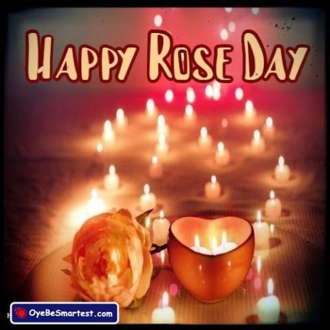 Happy Rose Day Valentine's D