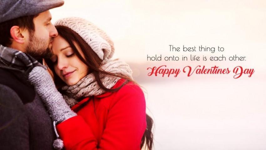Cute Happy Valentine's Day W