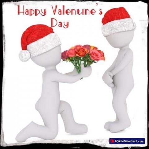Happy Valentine's Day Love W