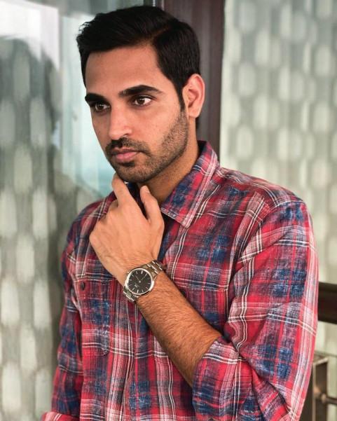 Bhuvneshwar Kumar Singh HD P
