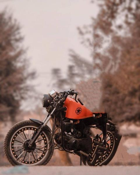 Vijay Mahar bike Editing Bac