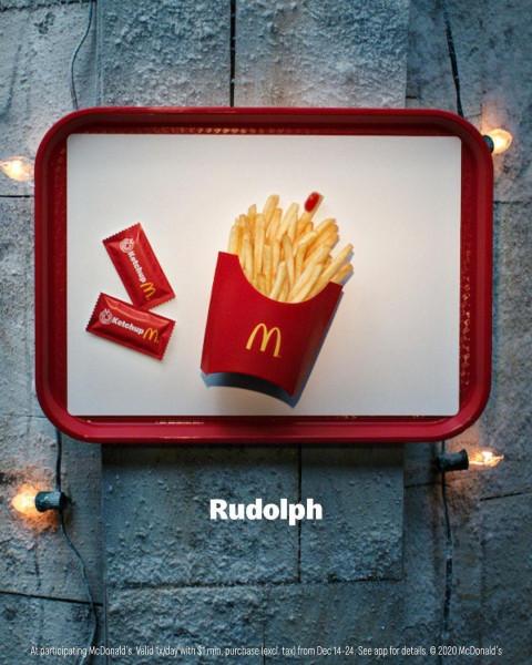 McDonald's Brand Background