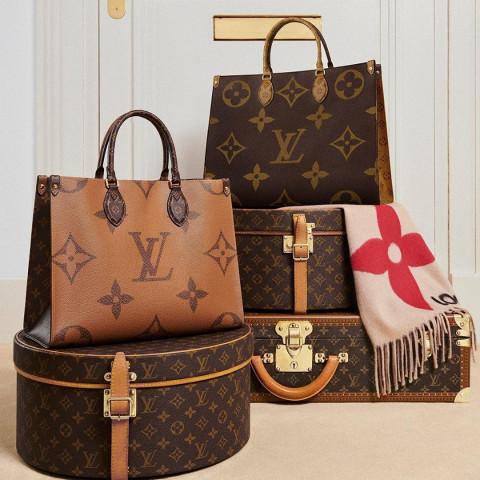 Louis Vuitton Brand Backgrou