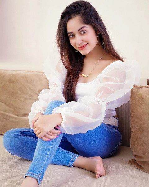 Cute Jannat Zubair Smile HD