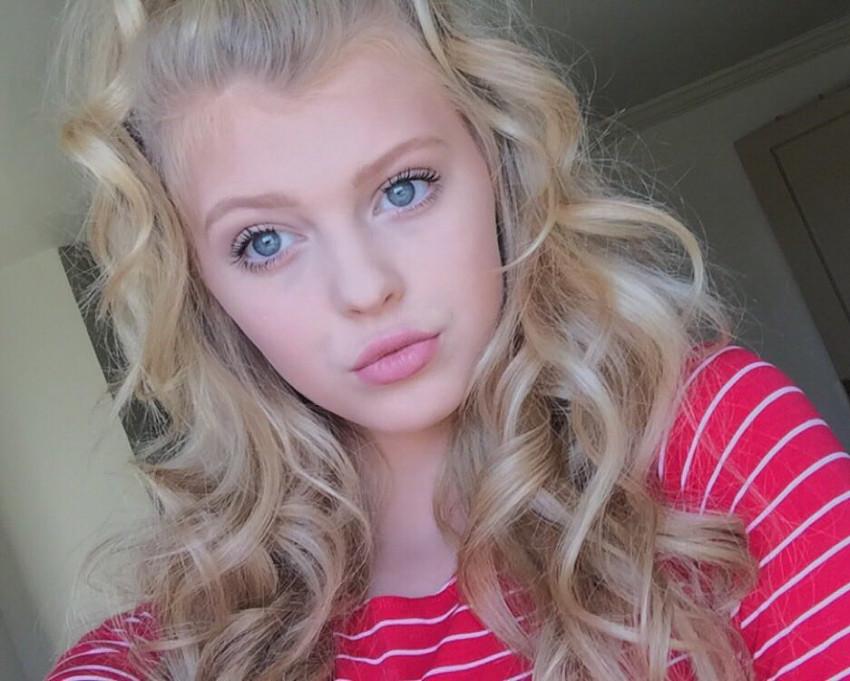 Loren Gray without Makeup Im