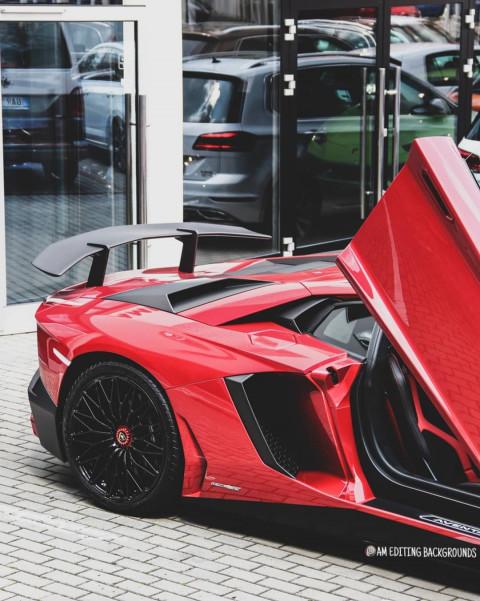 Luxury Car PicsArt Editing B