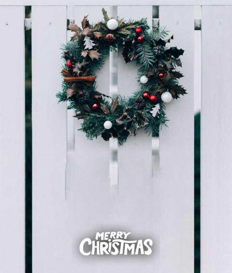 Merry Christmas Day White Ed