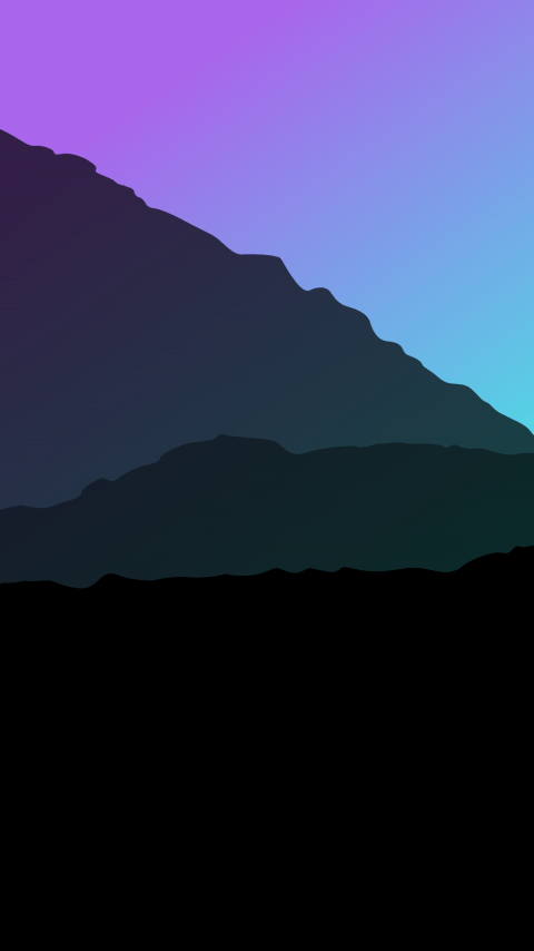 Mountain Super Amoled Wallpa