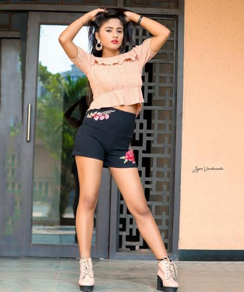 Nisha Guragain Hd Photo Tiktok Star Cute Girl 11 Jpg Image