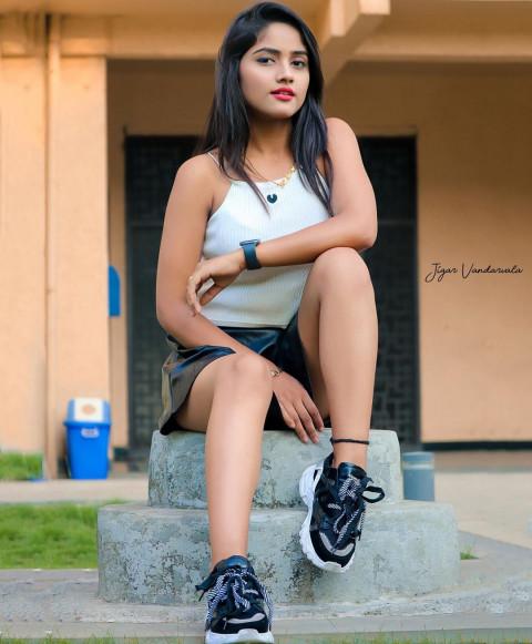 Nisha Guragain TikTok Star H