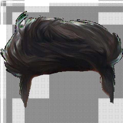 Hair PNG HD for Men (Boys) H