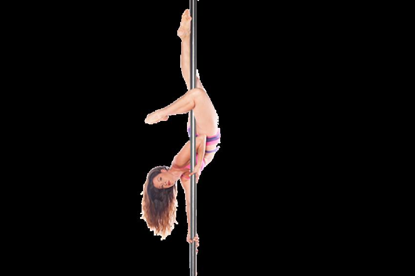 Pole Dance Lady PNG  (43)