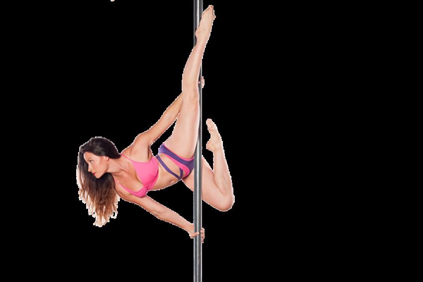 Pole Dance Lady PNG  (46)