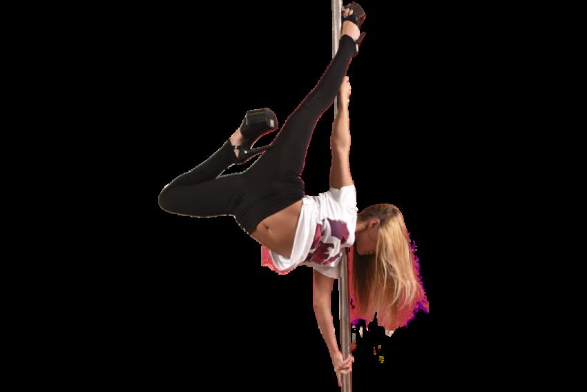 Pole Dance Lady PNG  (52)