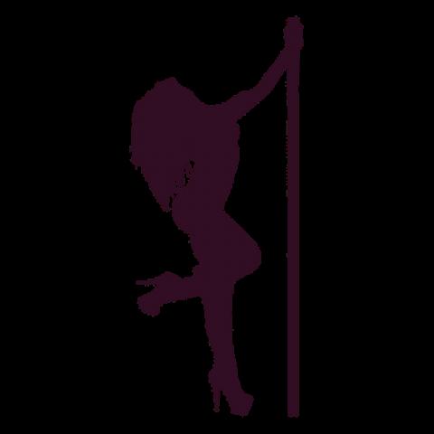 Pole Dance Lady PNG  (53)