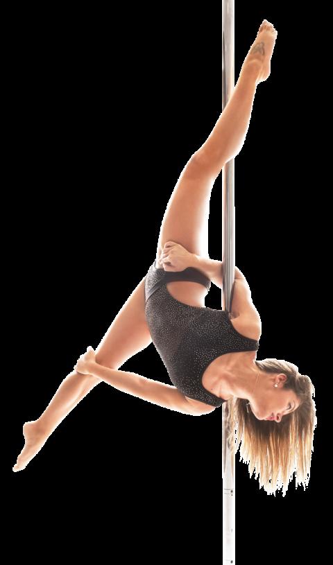 Pole Dance Lady PNG  (86)