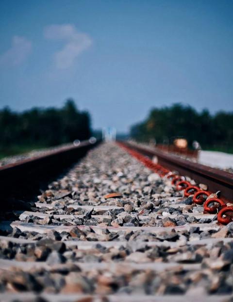 Railway Line Editing Backgro