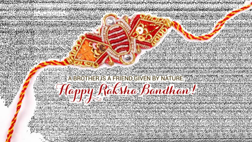 Rakhi Raksha Bandhan Rudraks