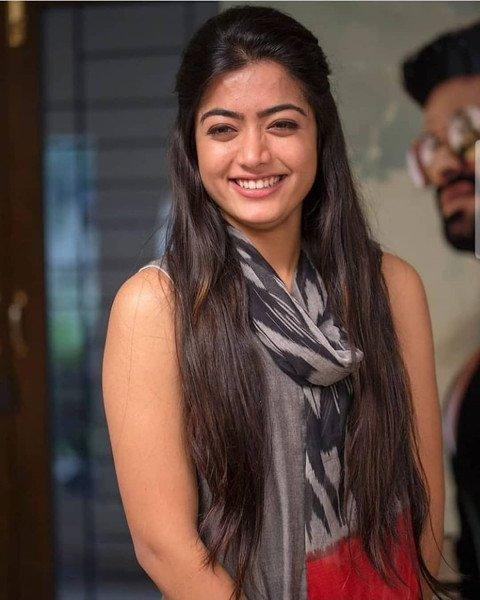 Cutest Rashmika Mandanna Exp