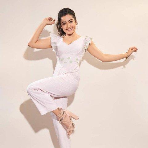 Rashmika Mandanna DP HD Phot