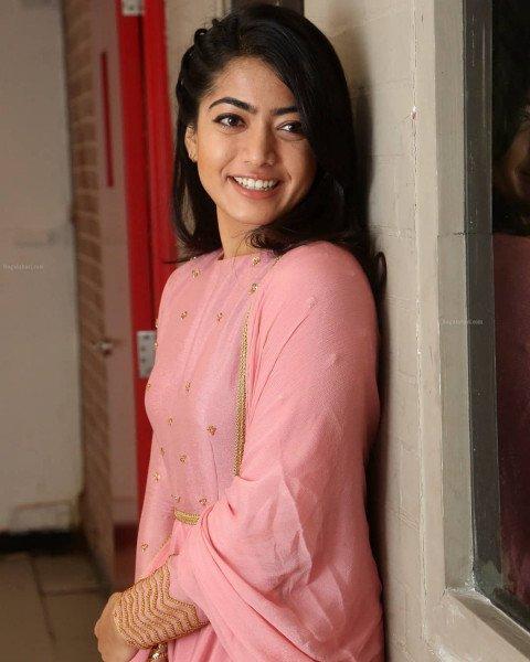 New Rashmika Mandanna Cute P