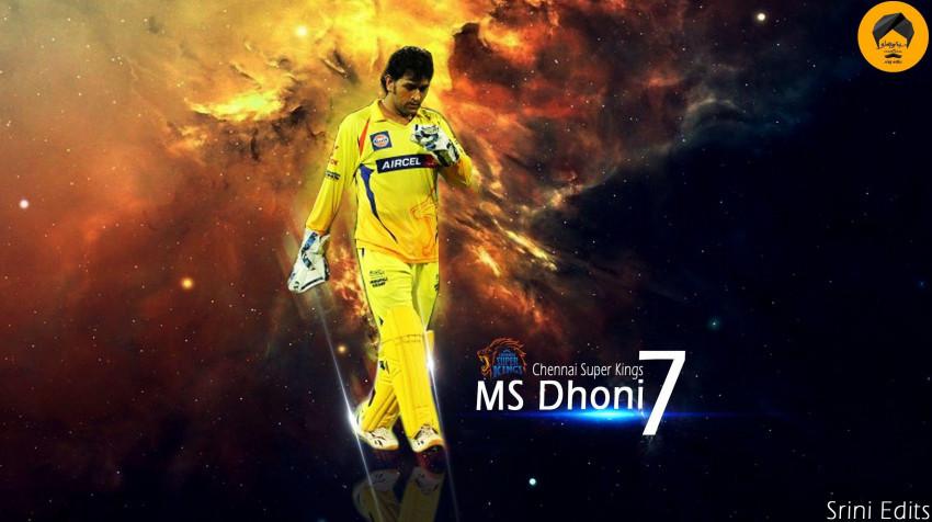 IPL Photos Dhoni Free HD Wal
