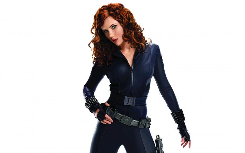 Scarlett Johansson in Avenge