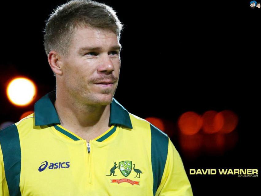 David Warner IPL Wallpapers