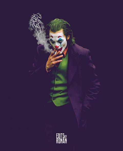 Smokey Joker Wallpaper Full