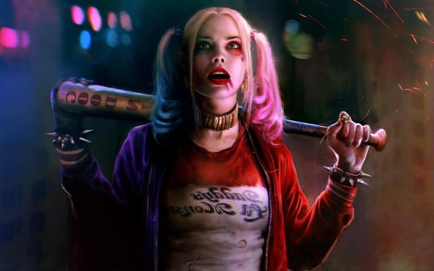 Joker Girl Photos Wallpaper