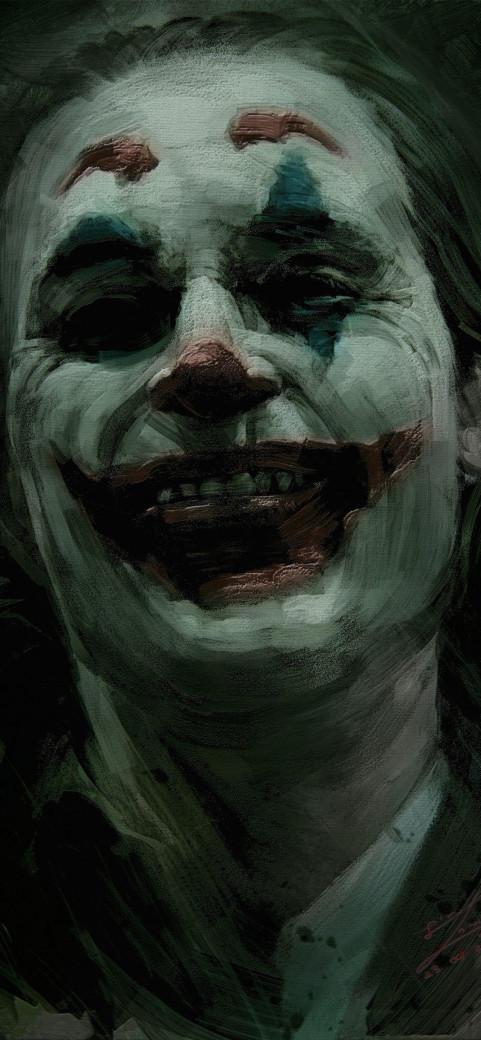 Joker iPhone Wallpaper Full
