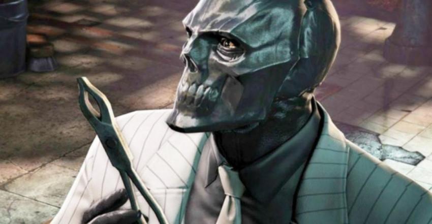 Ewan McGregor black mask bop